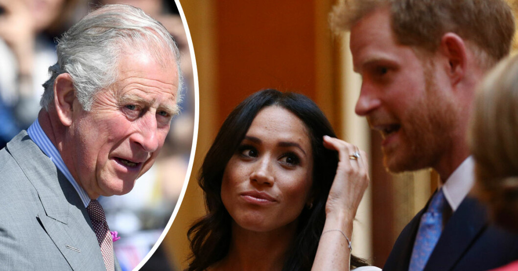 Prins Charles stöttar sin svärdotter Meghan Markle efter att hon hånats av prinsvänner.