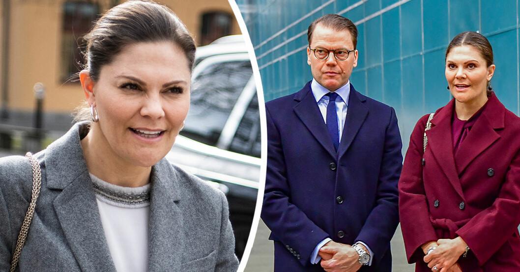 Skarp kritik mot kronprinsessan Victoria och prins Daniel efter privata bilderna