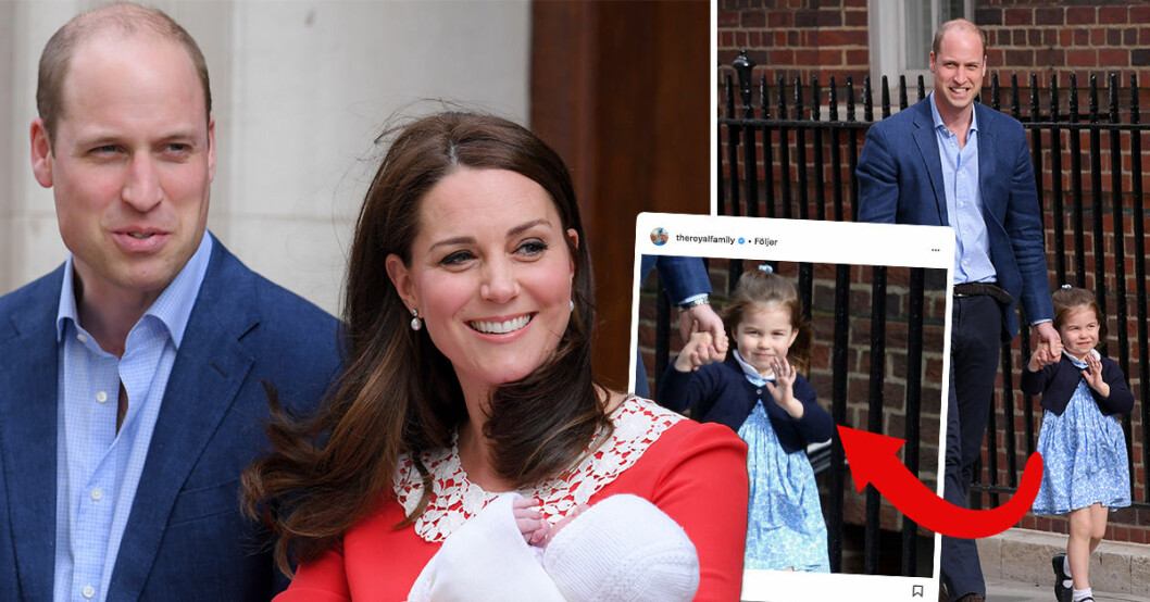 Därför fick inte prinsessan Charlotte en ny födelsedagsbild