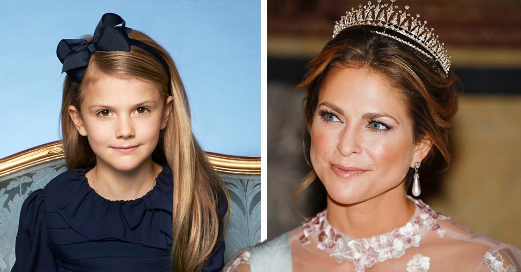 Detaljerna som visar oväntade likheterna mellan Madeleine och Estelle