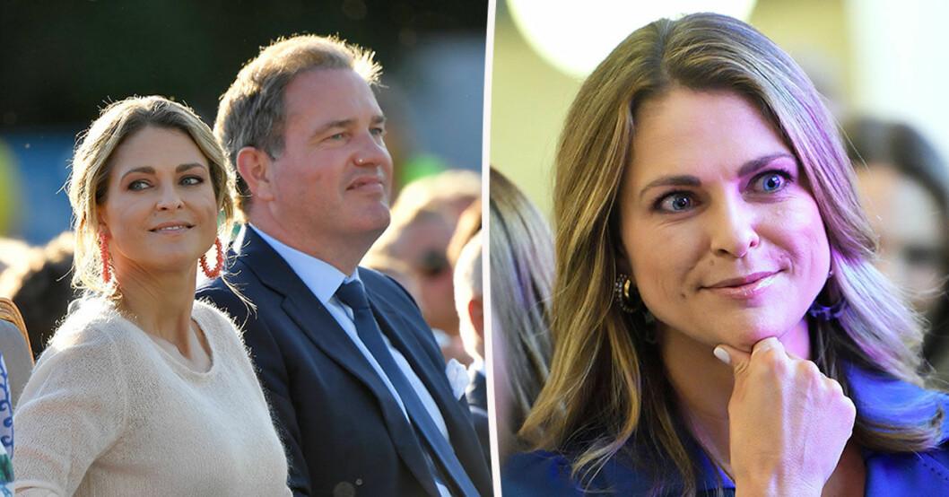 Prinsessan Madeleine och Chris O´Neill flyttar från villan i Miami.