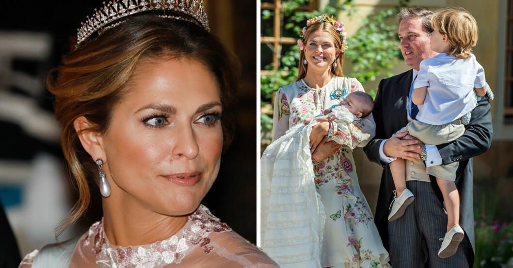 Prinsessan Madeleine.