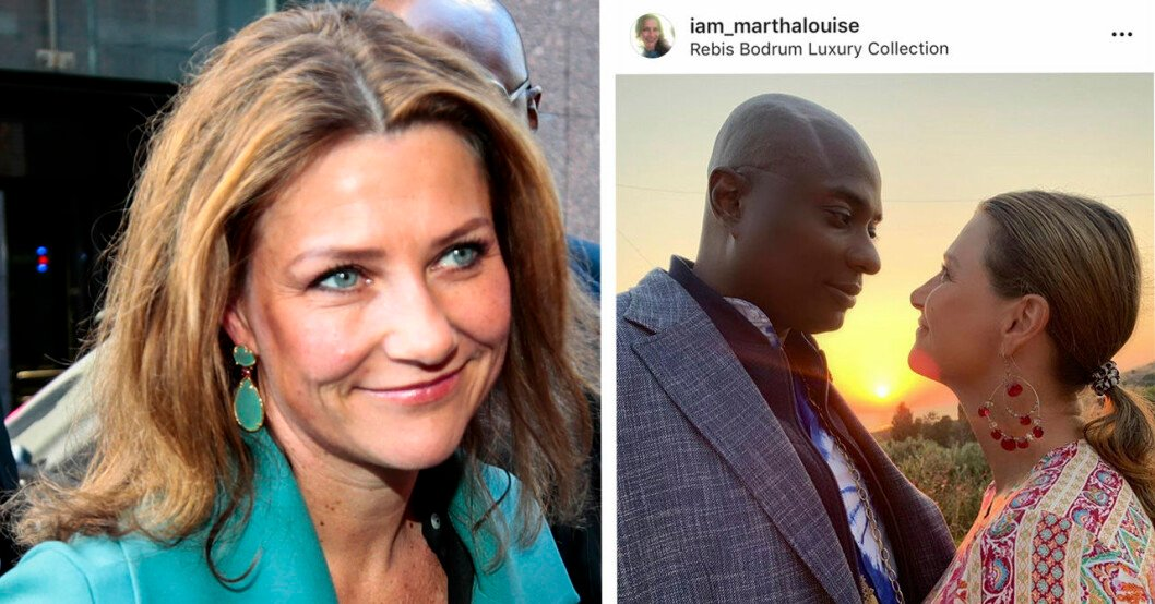 Prinsessan Märtha Lousie ärliga ord om nya pojkvännen Shaman Dureks familj.