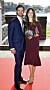 prins Carl Philip och prinsessan Sofia på röda mattan
