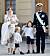 Prinsessan Sofia och prins Carl Philip med barnen