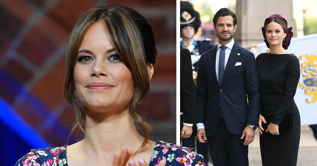 """Prinsessan Sofia avslöjar nya projektet med prins Carl Philip: """"Jätteviktigt"""""""