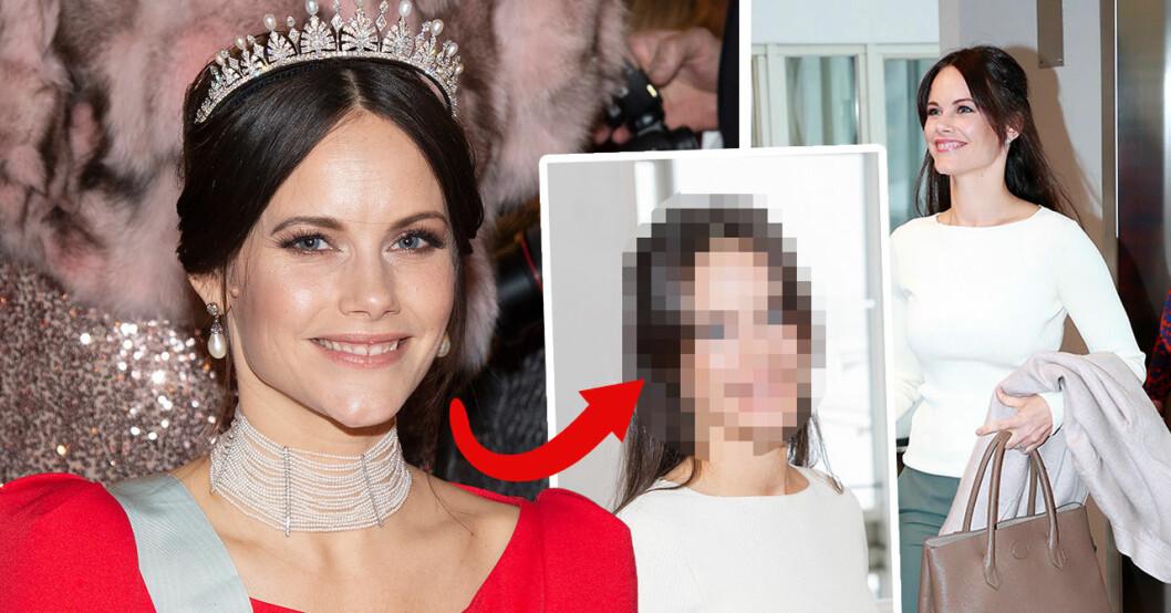 Prinsessan Sofias nya frisyr får folket att julba