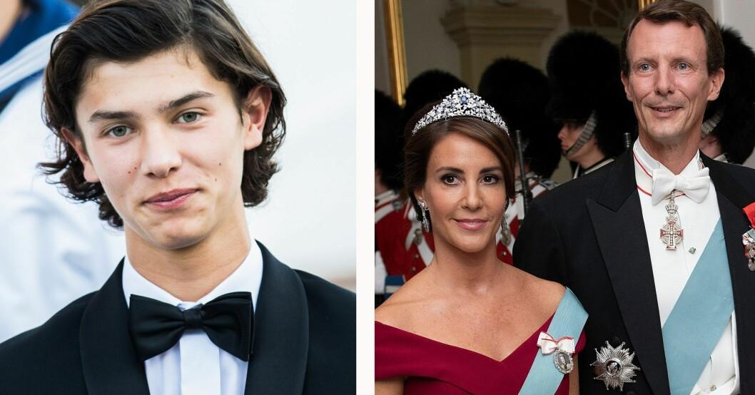 Prins Joachim om prins Nikolai