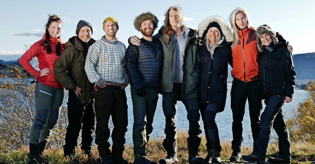 Deltagarna från Ensam i vildmarken 2021