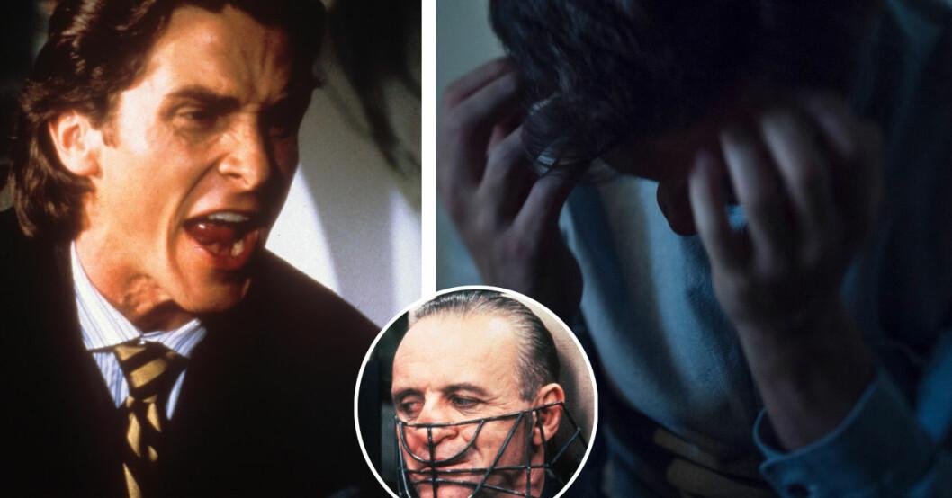 Christian Bale i filmen American Psycho