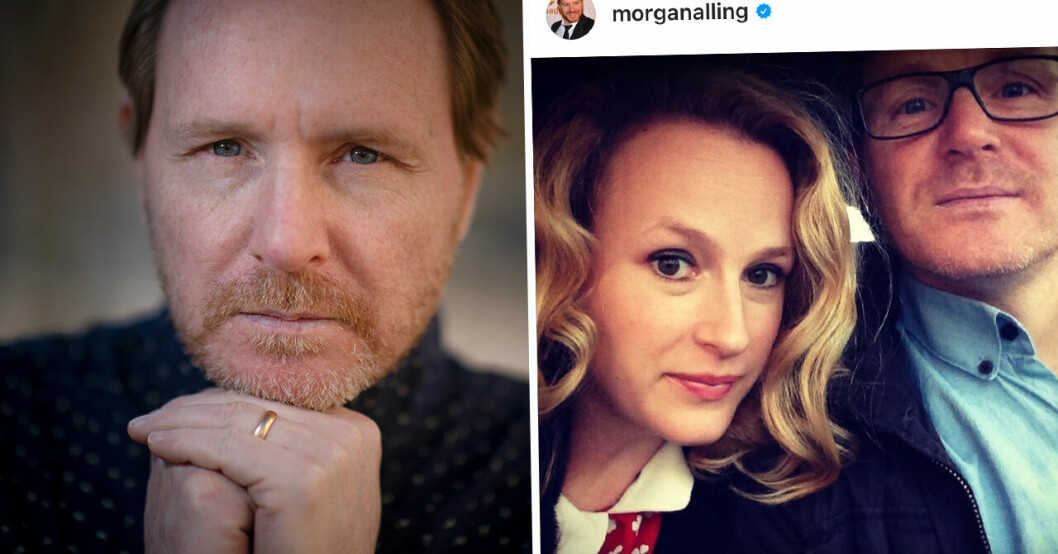 Morgan Alling, Anna-Maria Dahl