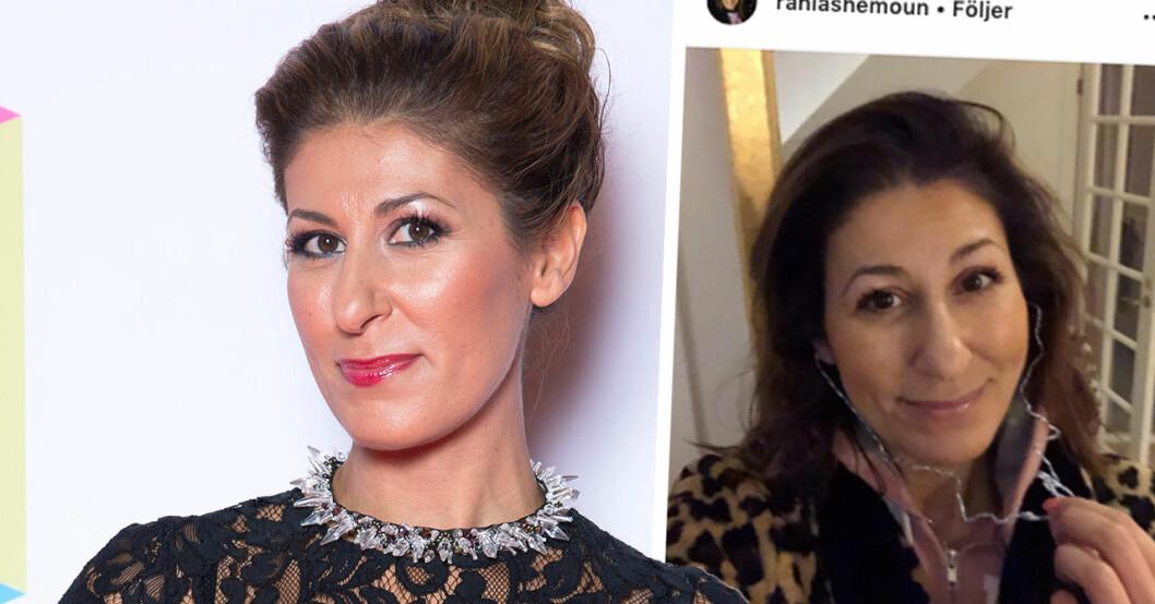 Rania Shemouns ord efter insjuknandet i TV4:s Nyhetsmorgon