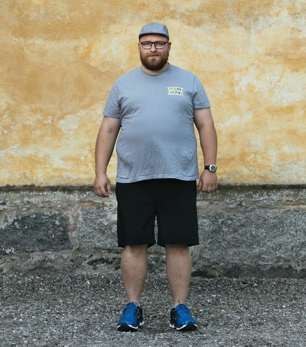 Rasmus Zetterberg, Bollnäs i Biggest loser 2020