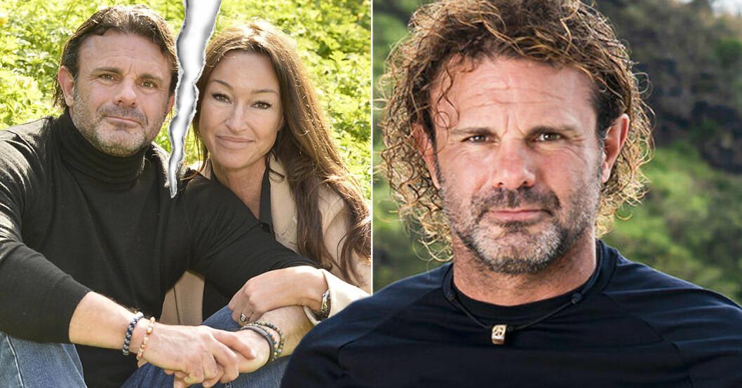 Raymond Ahlgren och Lisa Lindkvist.