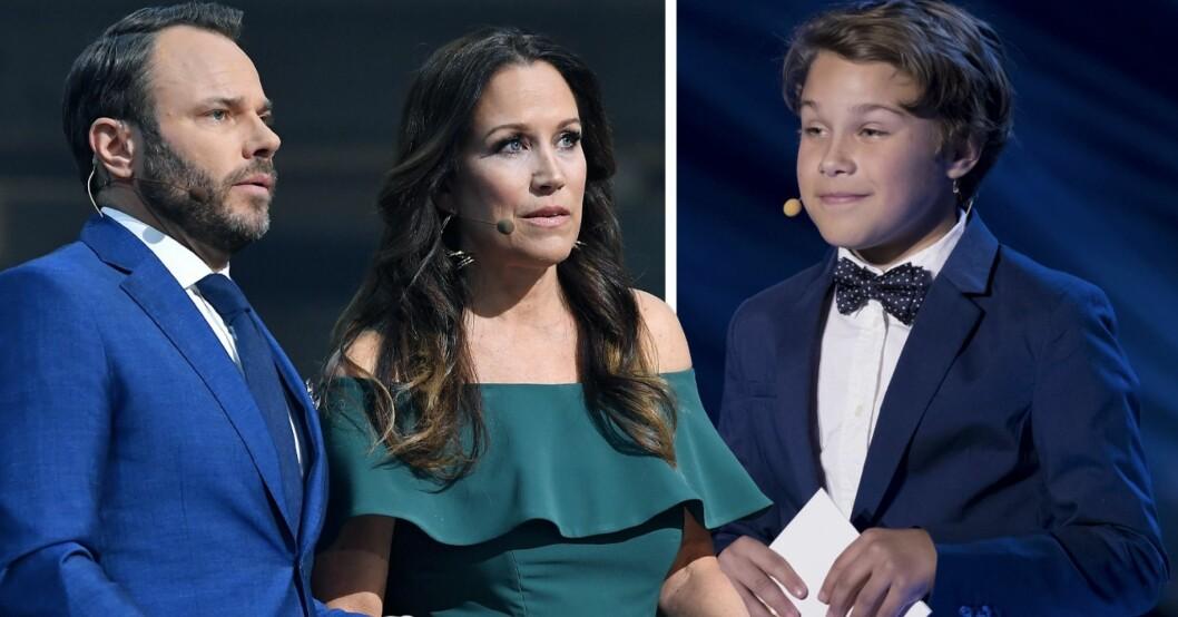 David Hellenius och Renée Nybergs stöd till Leo – vändningen i karriären