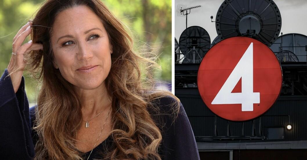 TV4:s besked om Renée Nyberg – efter tittarnasundran
