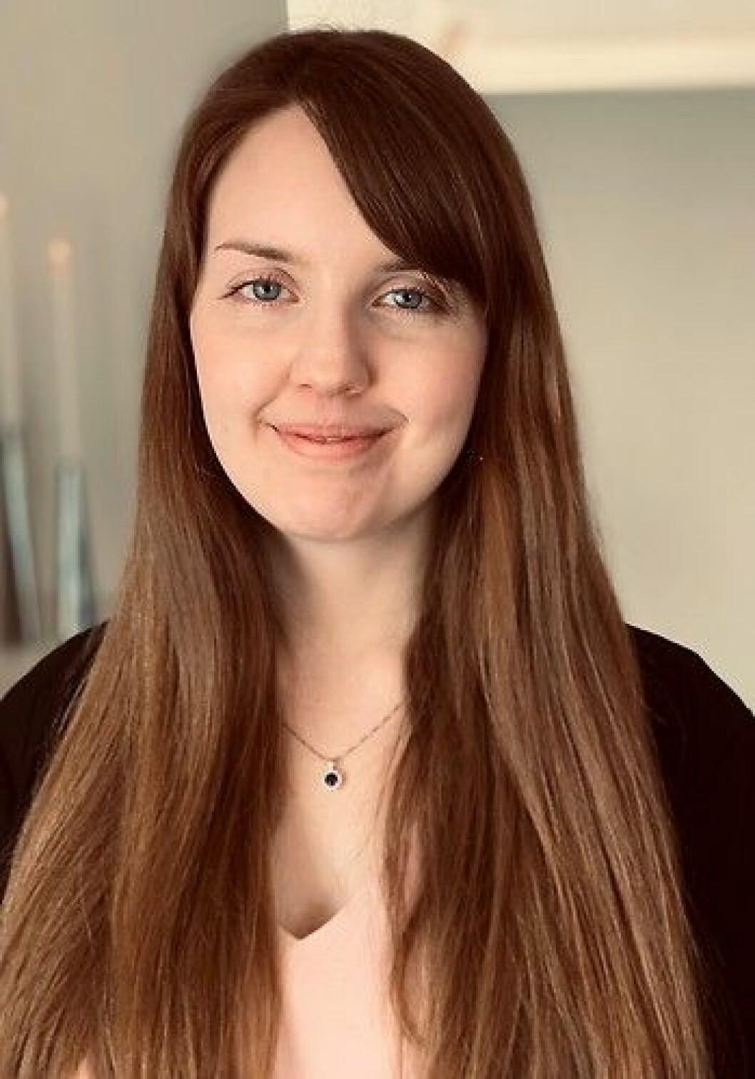 Sofia Westerlund, Babben Larssons dotter