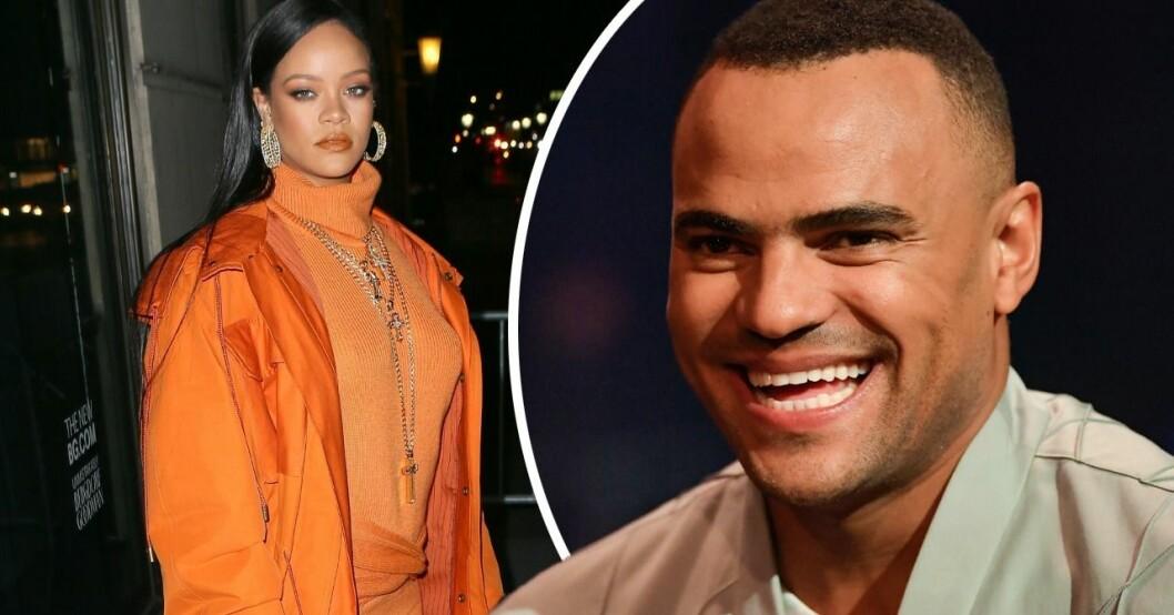 Rihanna och Mohombi