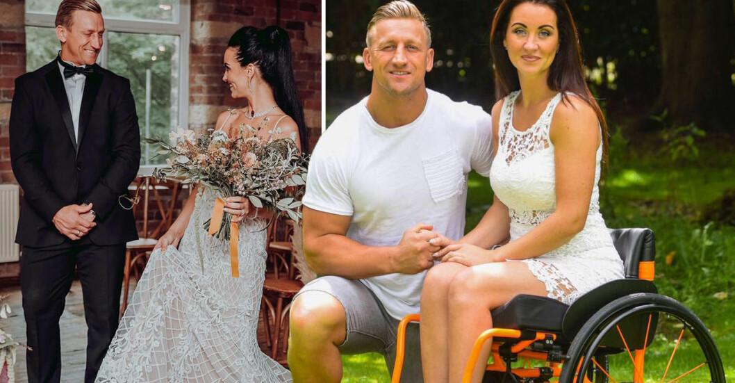 Riona Kelly drabbades av en stroke – då lämnade maken henne. I dag är hon stormande kär i sin personlige tränare Keith Mason.
