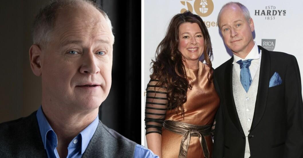 Robert Gustafsson har två barn – så ser komikerns söner ut