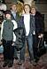 Robert Gustafsson med frun Lotta och barnen Valentin och John