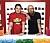 Jacob Pedersen och Robin Nilsson i Lego Masters Sverige 2021