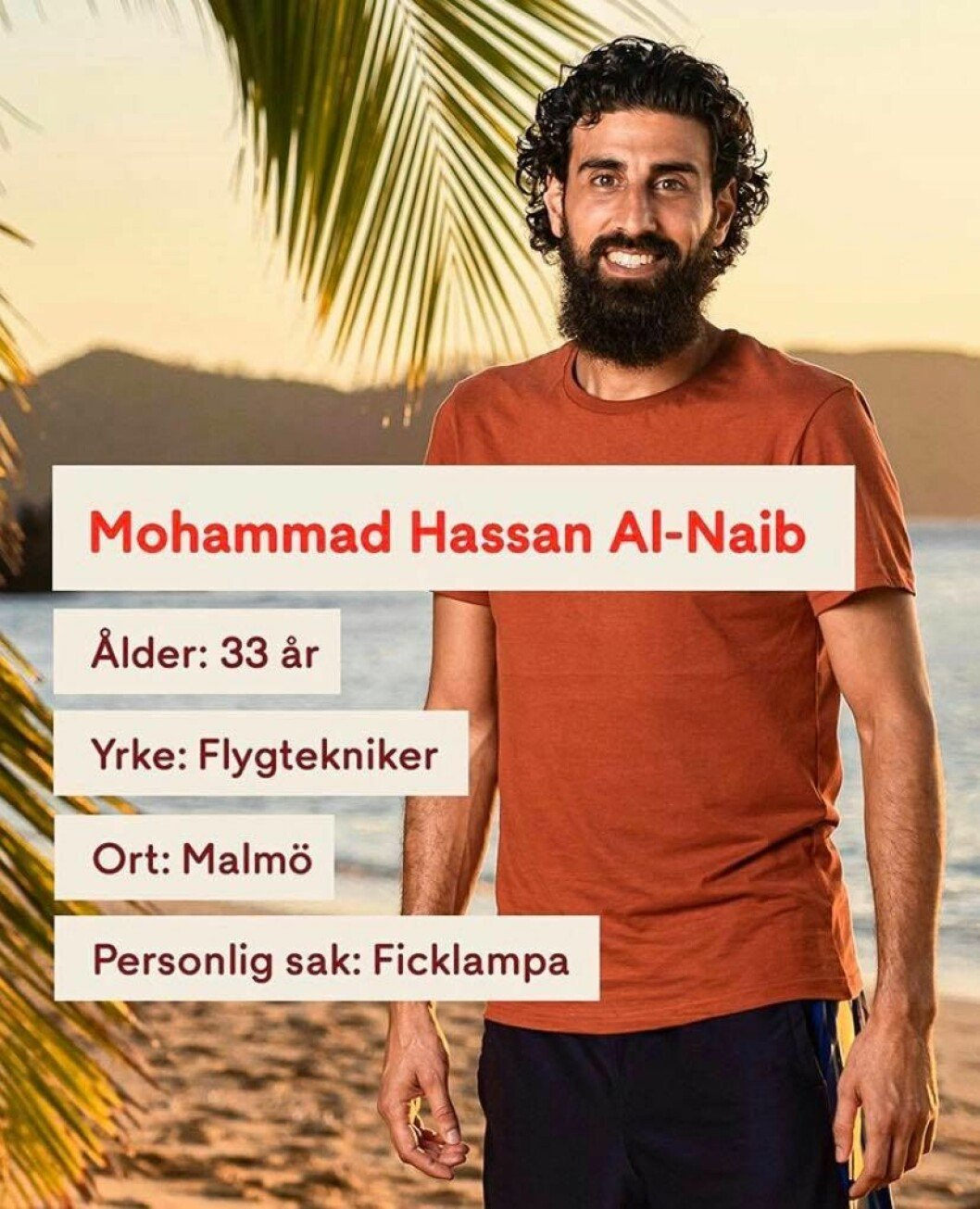"Mohammad Hassan ""Hasse"" Al-Naib i Robinson 2020"