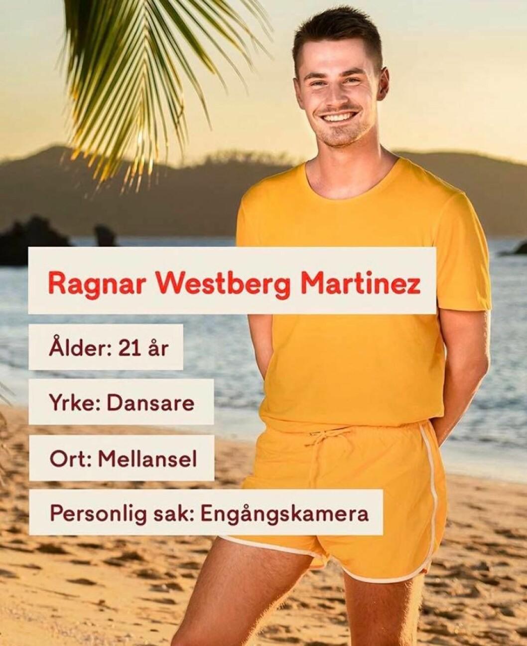 Ragnar Westberg Martinez i Robinson 2020