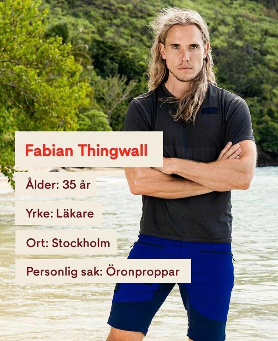 Fabian Thingwall i Robinson 2020