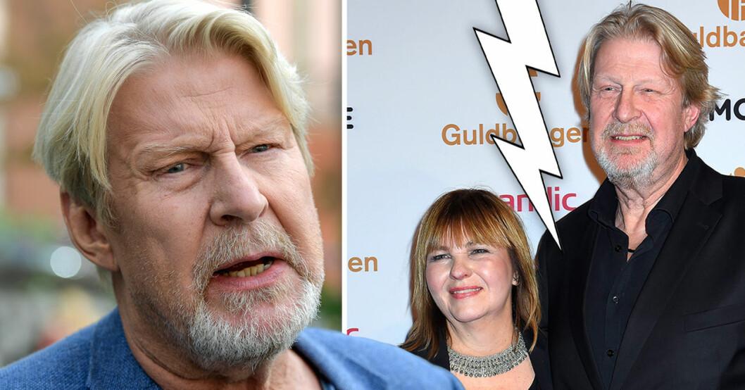 Rolf Lassgård flyttar från Birgitta