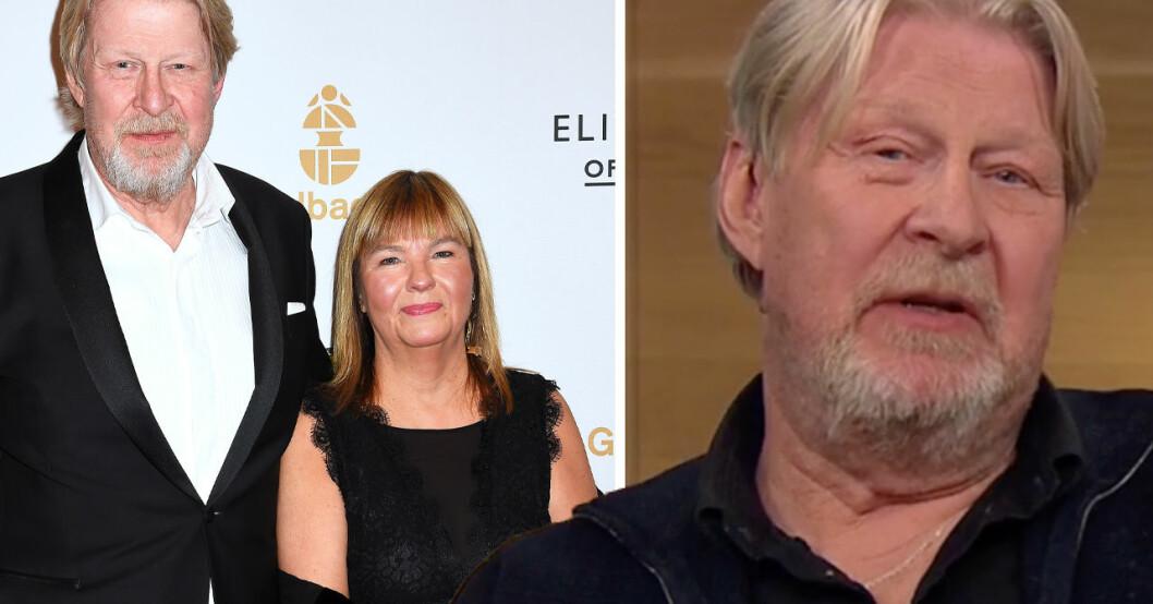 Rolf Lassgård om barnbarnen
