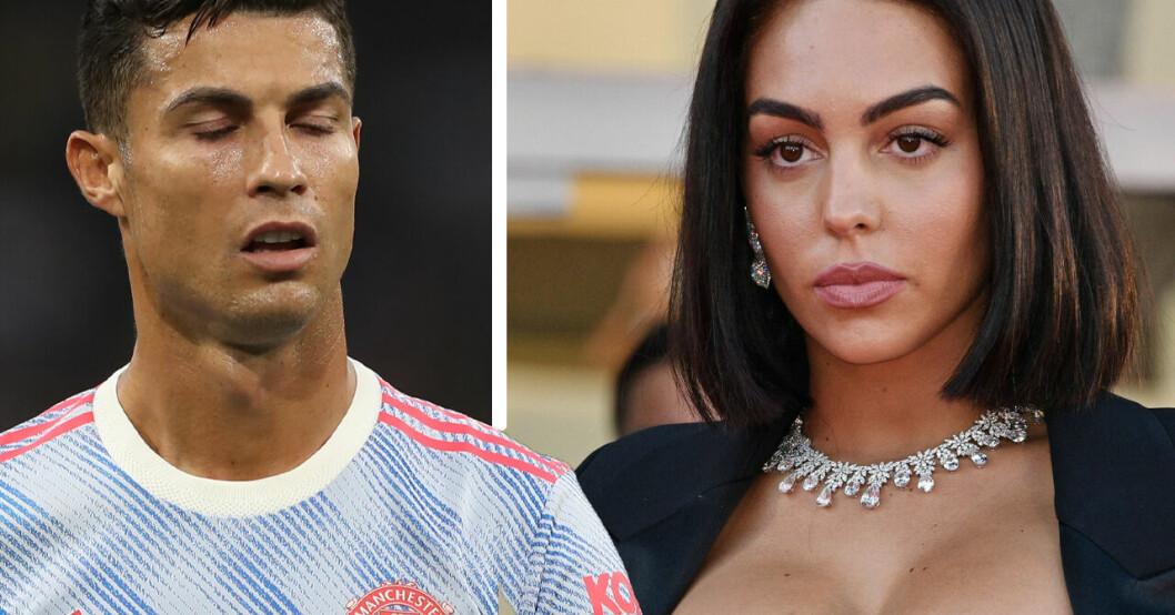 Cristiano Ronaldo och Georgina Rodriques