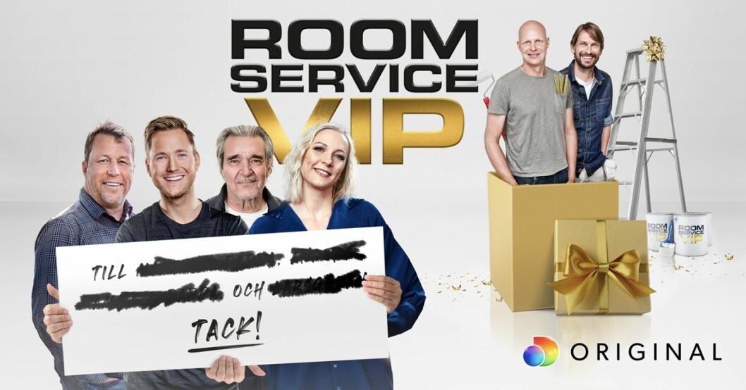 Roomservice VIP