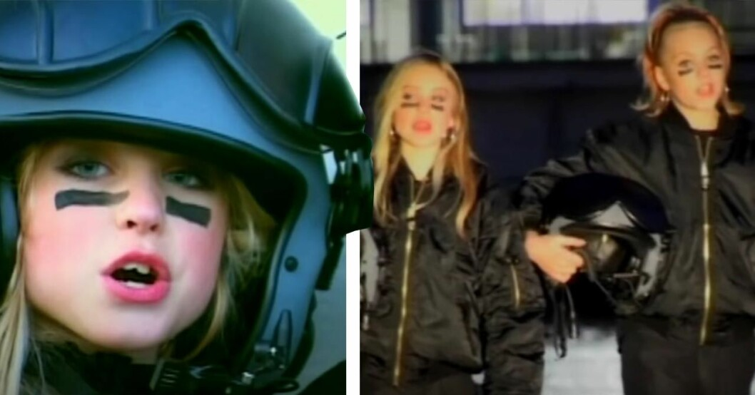 Från musikvideon till rosa helikopter