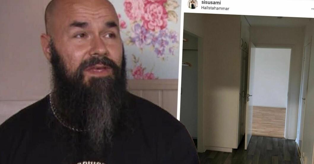 Familjen annorlunda-Sami Nikulas glädjebesked efter skilsmässan
