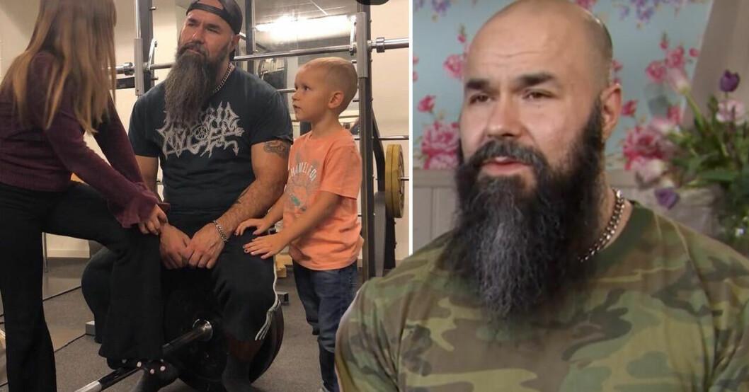 Sami Nikula Familjen annorlunda