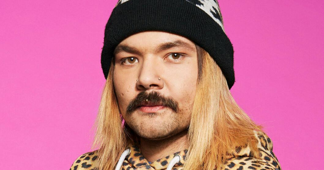 Sami Jacobsson i Big Brother 2020.