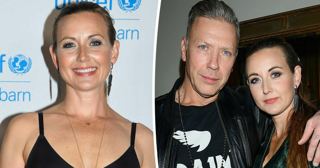 Sanna Lundell och Mikael Persbandt