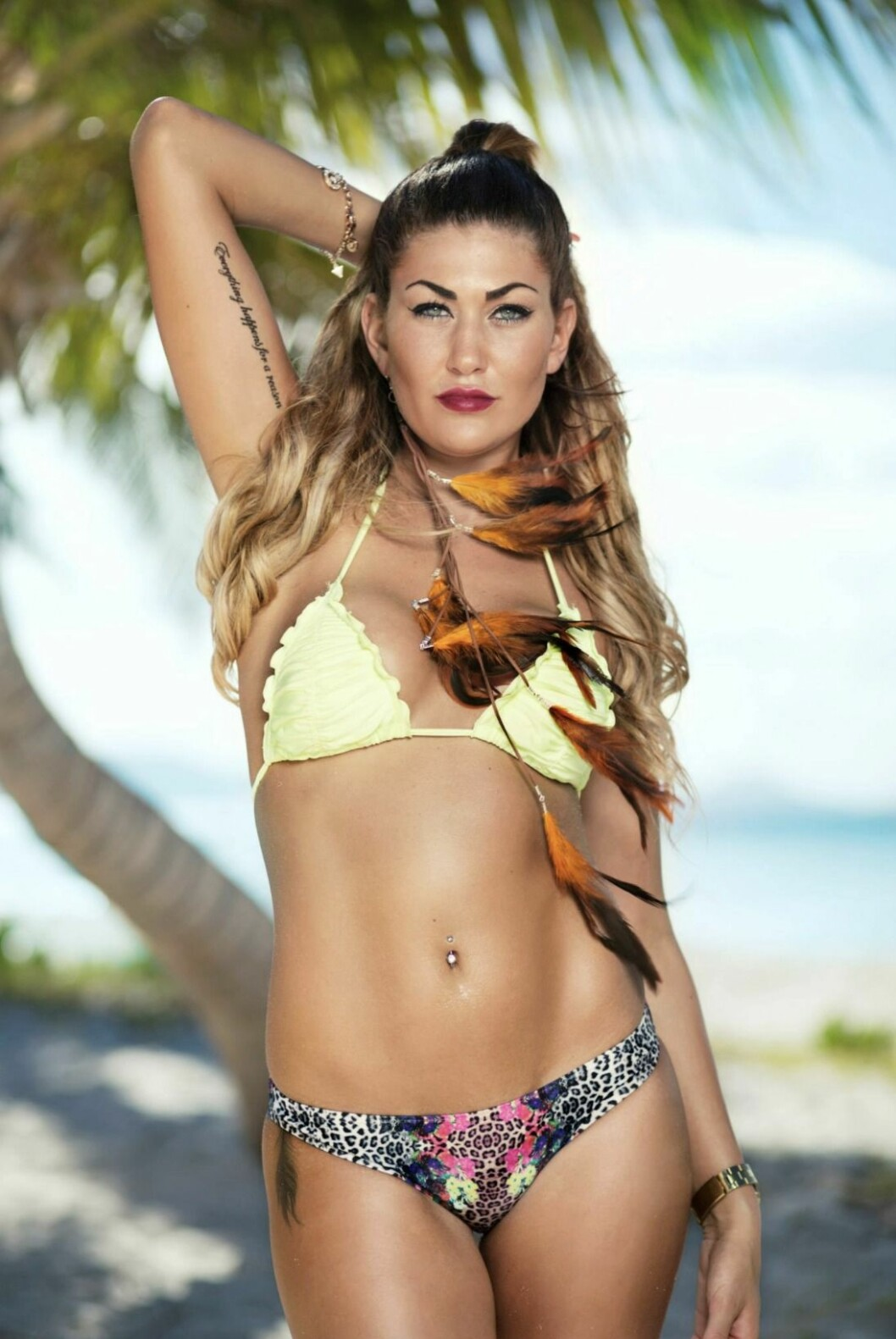 Sara Bolay, Ex on the beach 2015