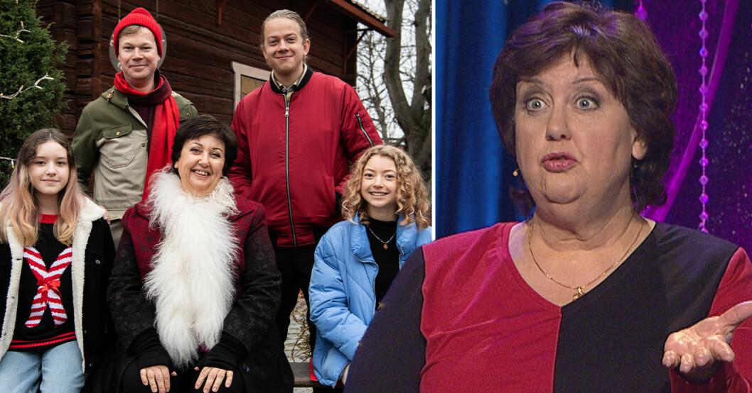Sarah Rohdin, Johan Glans, Babben Larsson, Joel Adolphson, Bibi Lenhoff
