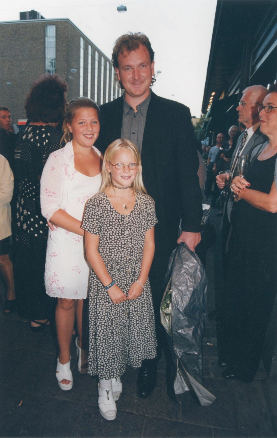 Amanda Engberg och Malin Engberg