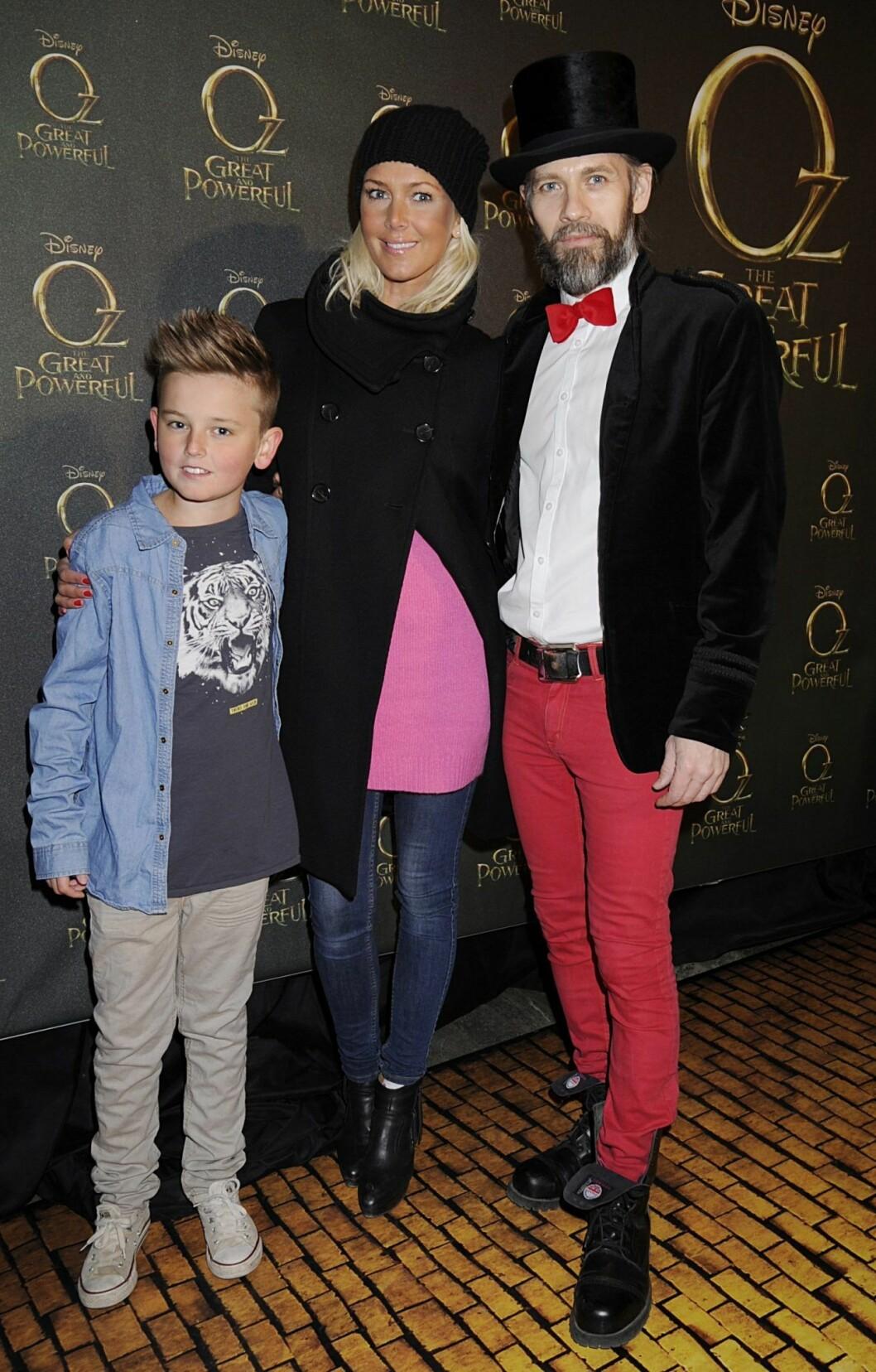 Hannah Graaf och sonen William