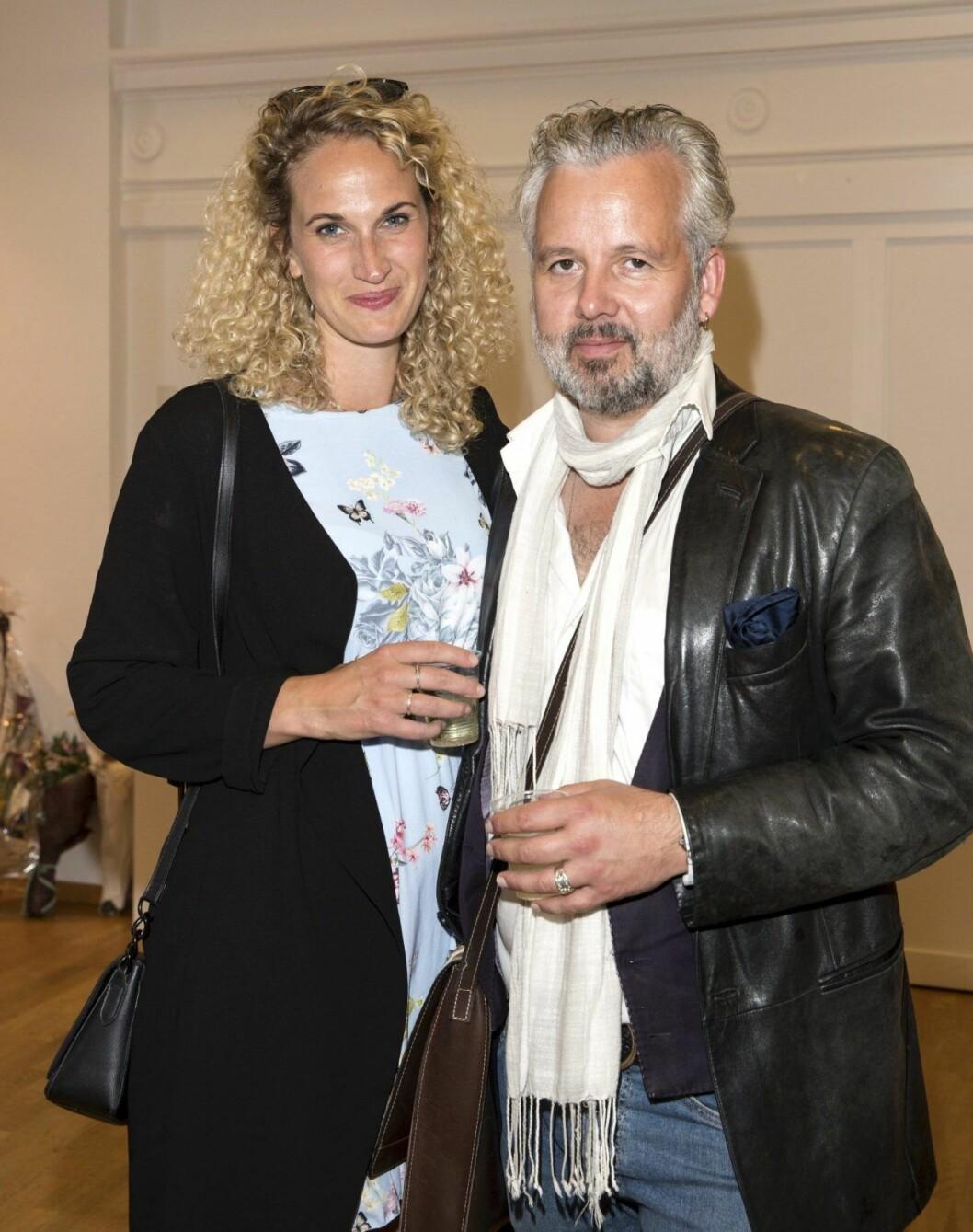 Ari Behn och flickvännen Ebba