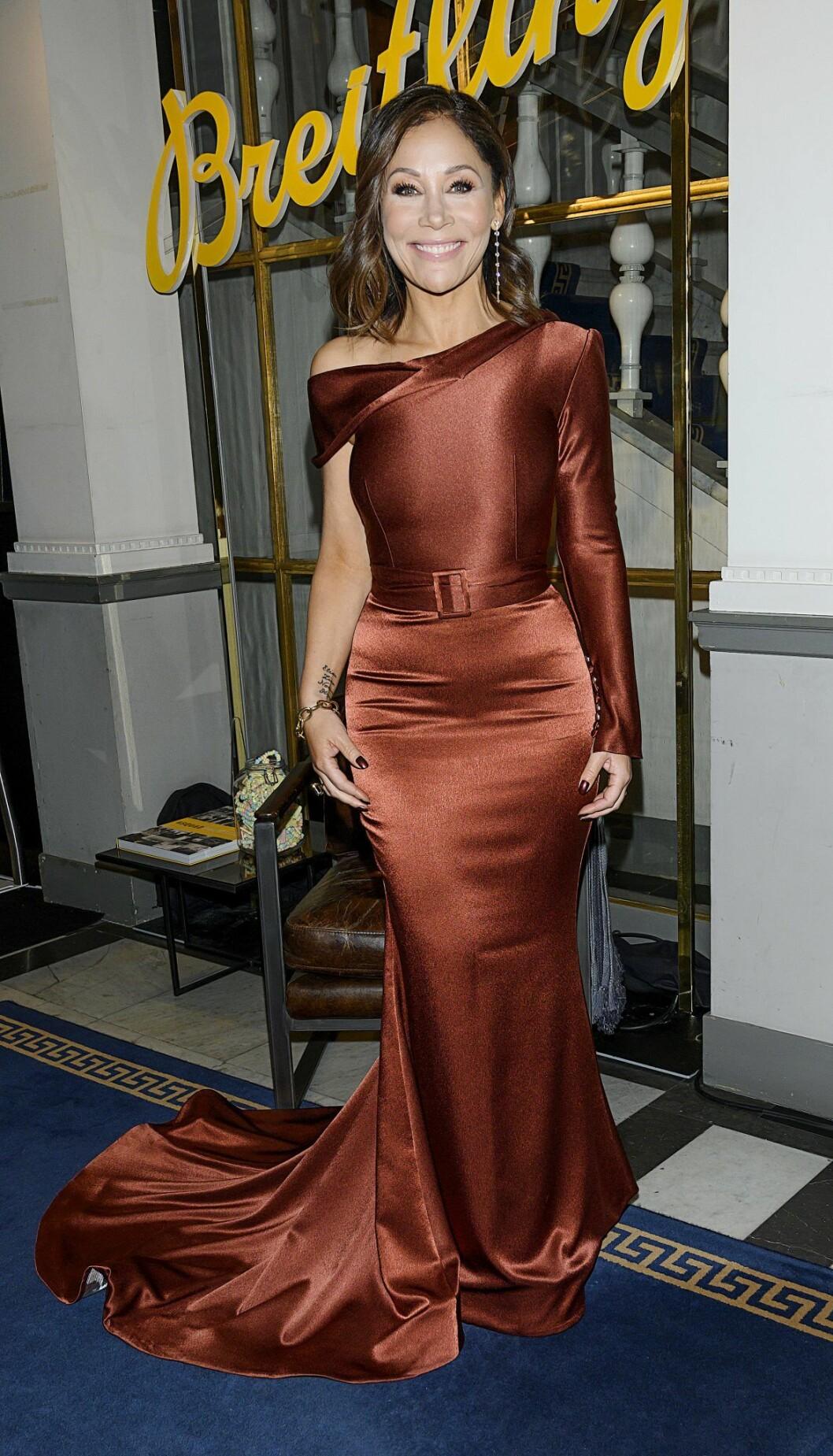 Efter fem-programledaren Tilde de Paula Eby var tjusig även under Elle-galan.