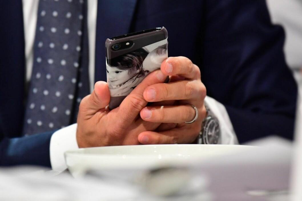 Prins Carl Philips mobilskal