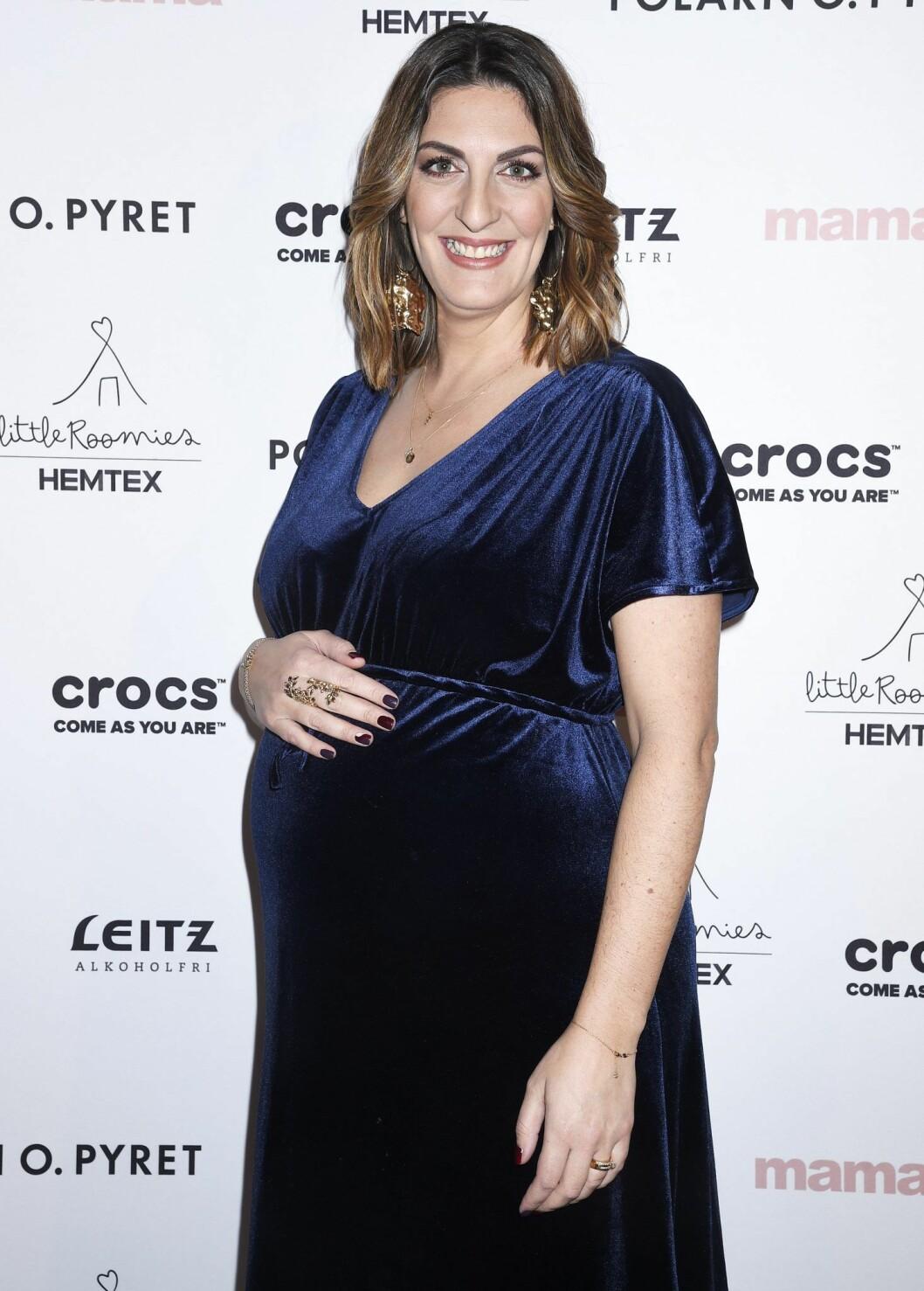 I april fick Soraya Lavasani sitt andra barn.
