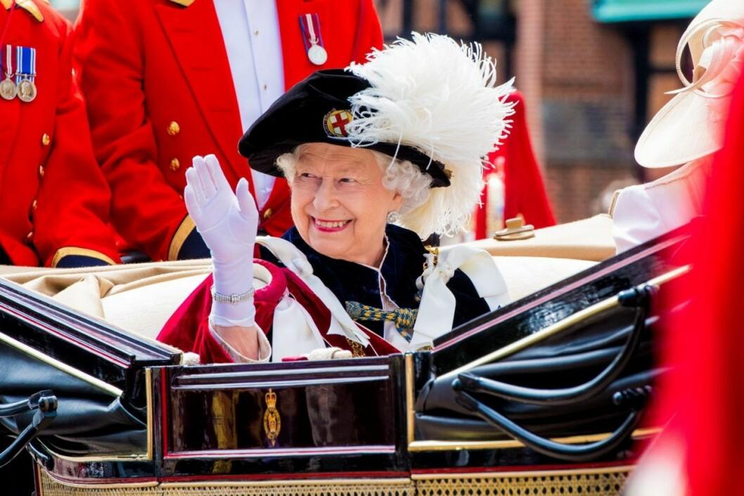Drottning Elizabeth har suttit på tronen i 68 år.