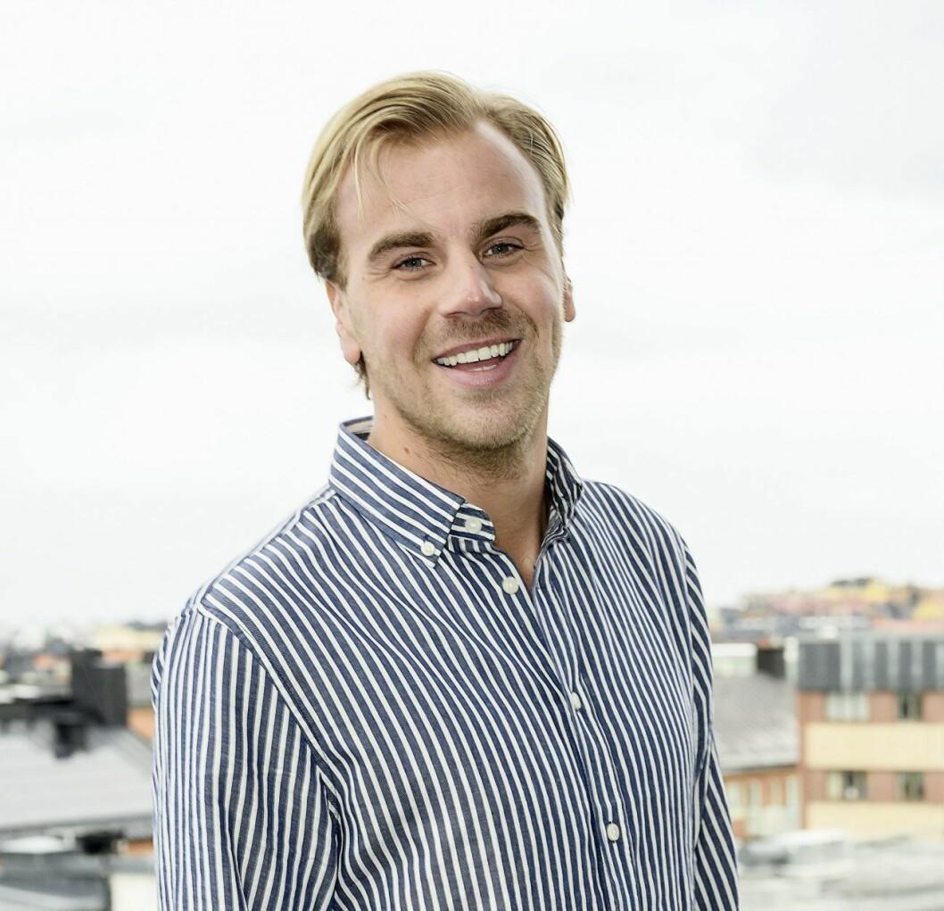 """Nu –fem år efter Paradise hotel-debuten –är Robin """"Mos"""" Andersson med igen."""