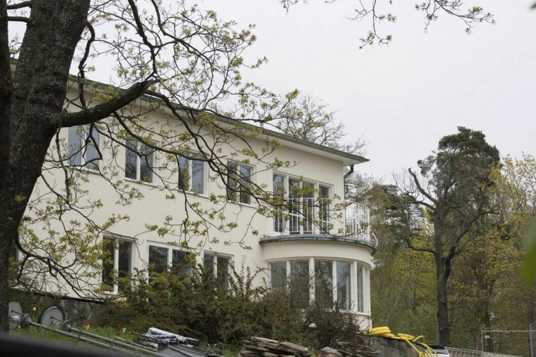 Villa Solbacken 2017