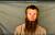 Bild ur en video som terrorgruppen släppte på den fängslade svensken Johan Gustafsson.
